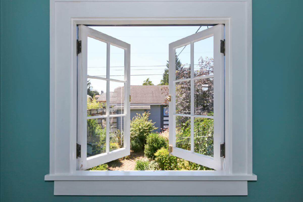 Aluminium Window Casement Belfast