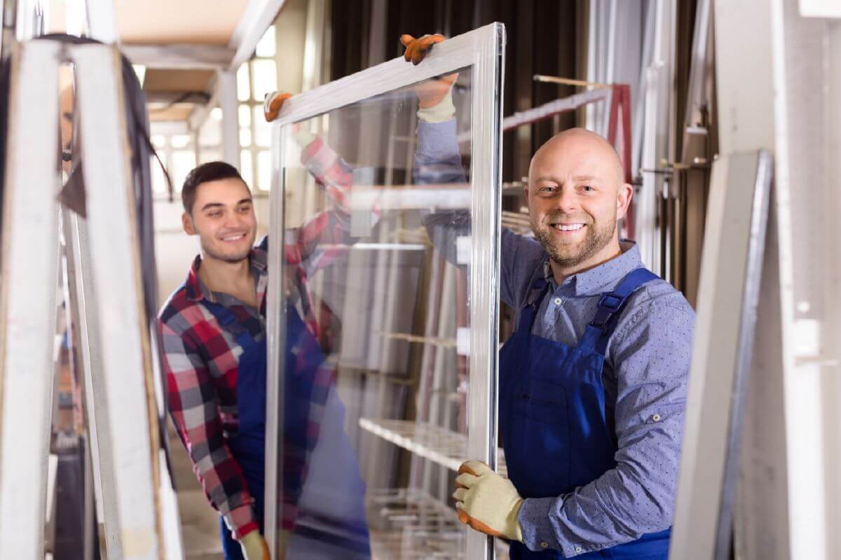 Aluminium Window Repairs Belfast